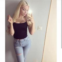zgodna, mlada, seksi