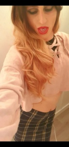 Atraktivna sexy transica trazi galantne, prave muskarce
