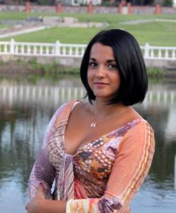 Devojka iz Smedereva. Romkinja